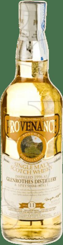 97,95 € Envío gratis | Whisky Single Malt Provenance Glenrothes Distillery 11 Años Reino Unido Botella 70 cl