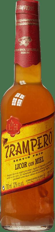 14,95 € Free Shipping | Marc Trampero Licor de Miel Spain Bottle 70 cl