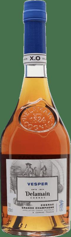 152,95 € 免费送货 | 科涅克白兰地 Delamain Vesper 法国 瓶子 70 cl