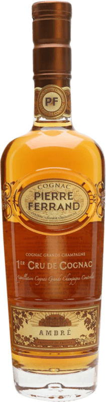 129,95 € Free Shipping | Cognac Ferrand Pierre 1er Cru France Bottle 70 cl