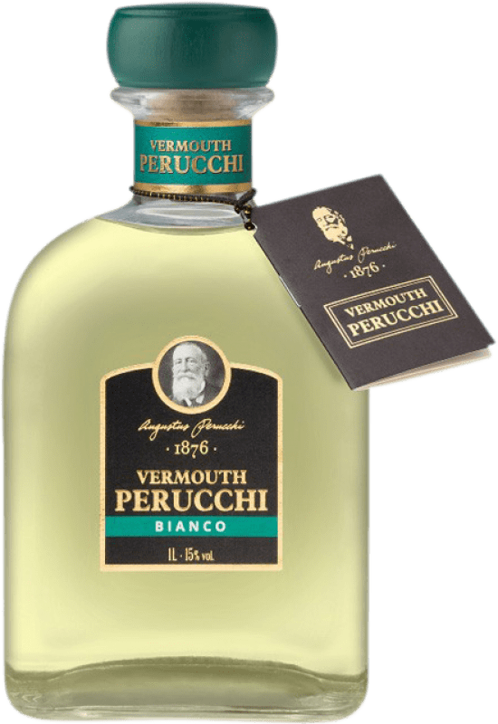 9,95 € Free Shipping | Vermouth Perucchi Spain Missile Bottle 1 L