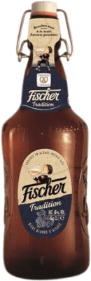 3,95 € Free Shipping   Beer Fischer France Botellín Tercio 33 cl