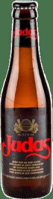 2,95 € Free Shipping | Beer Judas Belgium Botellín Tercio 33 cl
