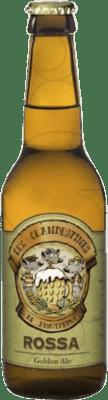 2,95 € 免费送货   啤酒 Cervezas Les Clandestines Rossa 西班牙 Botellín Tercio 33 cl