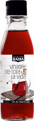 2,95 € Free Shipping | Vinegar Badia Spain Small Bottle 25 cl