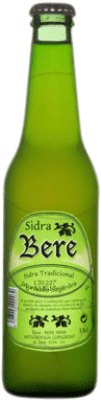 1,95 € Free Shipping | Cider Akarregi Txiki Bere Spain Botellín Tercio 33 cl