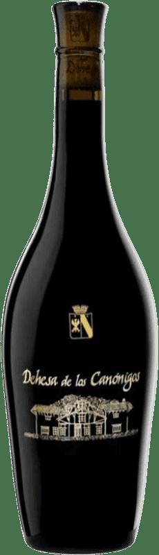 175,95 € Envío gratis | Vino tinto Dehesa de los Canónigos Anfora Gran Reserva D.O. Ribera del Duero España Tempranillo, Cabernet Sauvignon, Albillo Botella 75 cl