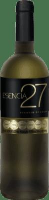 5,95 € Spedizione Gratuita | Vino bianco Meoriga Esencia 27 I.G.P. Vino de la Tierra de Castilla y León Spagna Verdejo Bottiglia 75 cl