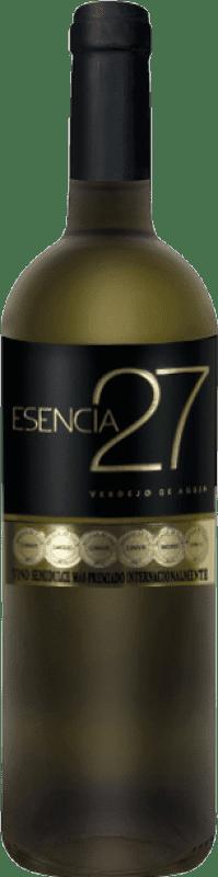 5,95 € | White wine Meoriga Esencia 27 I.G.P. Vino de la Tierra de Castilla y León Spain Verdejo Bottle 75 cl