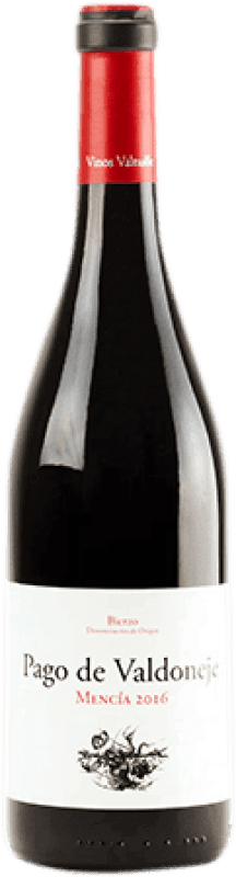 4,95 € | Red wine Valtuille Pago de Valdoneje Joven D.O. Bierzo Spain Mencía Bottle 75 cl