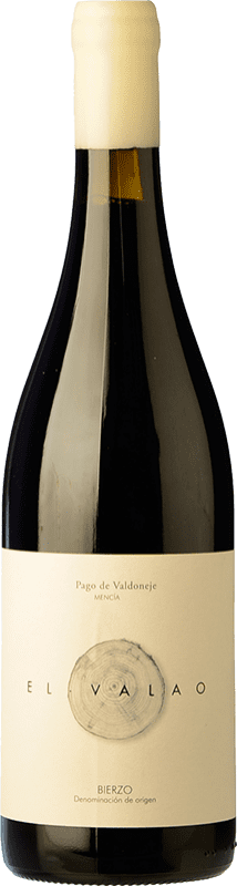 Envio grátis | Vinho tinto Valtuille Valao D.O. Bierzo Espanha Mencía Garrafa 75 cl