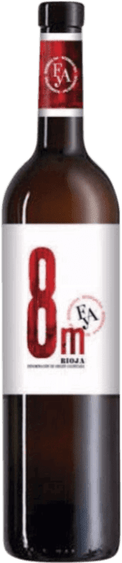 Rotwein Piérola 8 m D.O.Ca. Rioja Spanien Tempranillo Flasche 75 cl