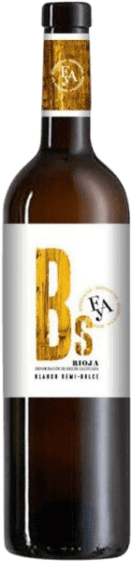 Vino bianco Piérola Bs D.O.Ca. Rioja Spagna Viura, Malvasía Bottiglia 75 cl