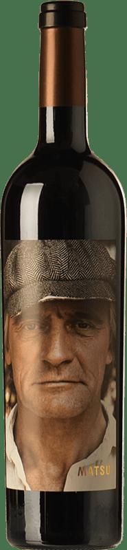 35,95 € Envoi gratuit | Vin rouge Matsu El Recio Crianza D.O. Toro Castille et Leon Espagne Tinta de Toro Bouteille Magnum 1,5 L