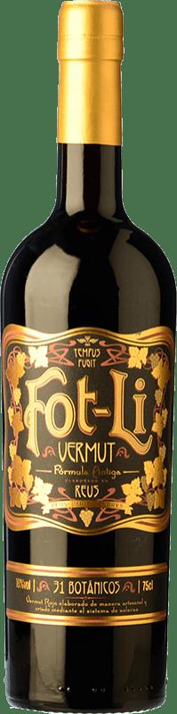 15,95 € Free Shipping   Vermouth Alegre Fot-li Fòrmula Antiga Spain Bottle 75 cl