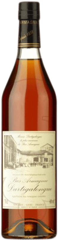 778,95 € Free Shipping | Armagnac Dartigalongue France Bottle 70 cl