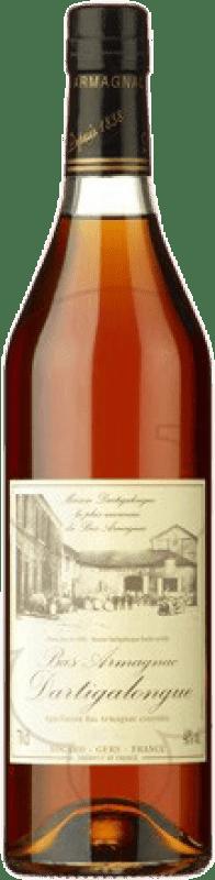 1 132,95 € Free Shipping | Armagnac Dartigalongue France Bottle 70 cl