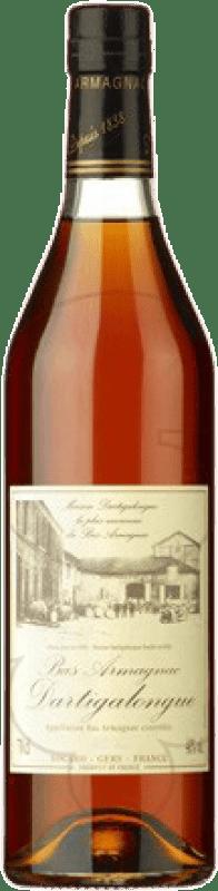 1 105,95 € Free Shipping | Armagnac Dartigalongue France Bottle 70 cl