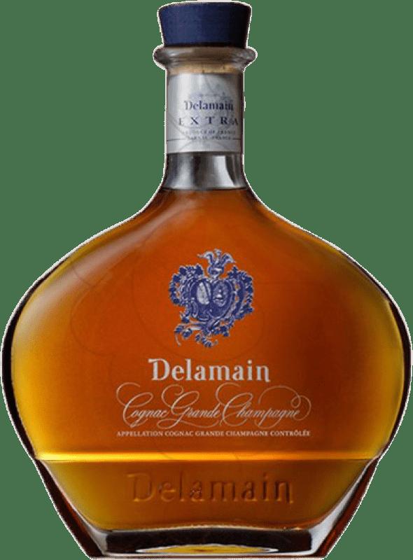 317,95 € Free Shipping | Cognac Delamain Extra Vieux France Bottle 70 cl