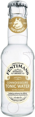 1,95 € Free Shipping   Soft Drinks & Mixers Fentimans Connoisseurs Tonic Water United Kingdom Small Bottle 20 cl