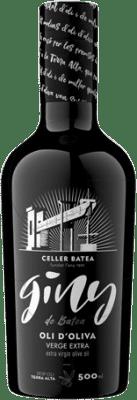 8,95 € Free Shipping   Cooking Oil Celler de Batea Giny Spain Medium Bottle 50 cl