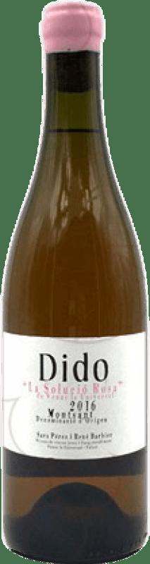 41,95 € Free Shipping | Rosé wine Venus La Universal Dido La Solució Rosa Crianza D.O. Montsant Catalonia Spain Syrah, Grenache, Mazuelo, Carignan, Grenache White, Grenache Grey, Macabeo Magnum Bottle 1,5 L