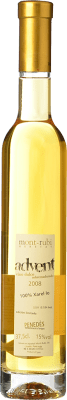 46,95 € Free Shipping | Fortified wine Mont-Rubí Advent D.O. Penedès Catalonia Spain Xarel·lo Half Bottle 37 cl