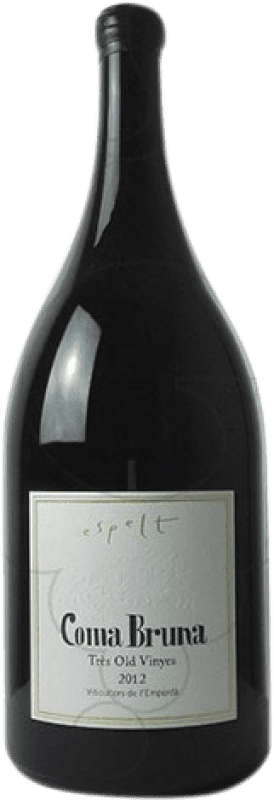 349,95 € Free Shipping | Red wine Espelt Comabruna D.O. Empordà Catalonia Spain Mazuelo, Carignan Special Bottle 5 L