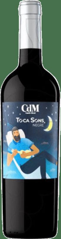 7,95 € Free Shipping   Red wine Toca Sons Joven D.O. Penedès Catalonia Spain Merlot, Syrah Bottle 75 cl