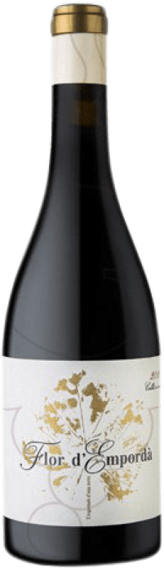 36,95 € Free Shipping | Red wine Olivardots Flor d'Empordà D.O. Empordà Catalonia Spain Syrah, Grenache, Mazuelo, Carignan Bottle 75 cl