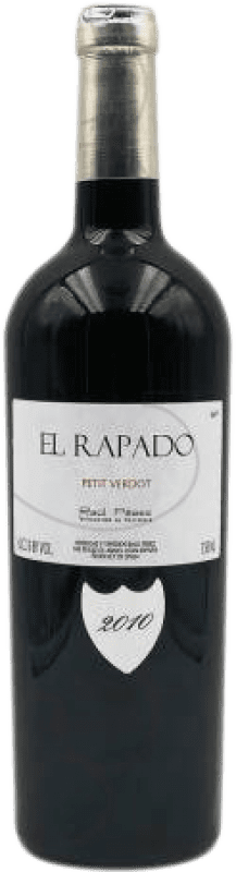 33,95 € Free Shipping | Red wine Raúl Pérez El Rapado Crianza I.G.P. Vino de la Tierra de Castilla y León Castilla y León Spain Petit Verdot Bottle 75 cl