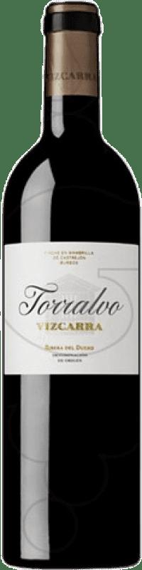 52,95 € Free Shipping   Red wine Vizcarra Torralvo Crianza D.O. Ribera del Duero Castilla y León Spain Tempranillo Magnum Bottle 1,5 L