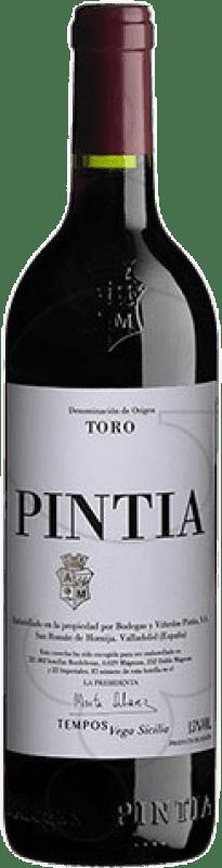 382,95 € Free Shipping | Red wine Pintia D.O. Toro Castilla y León Spain Tempranillo Jéroboam Bottle-Double Magnum 3 L