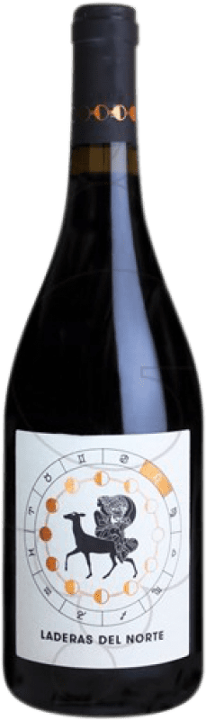 14,95 € Free Shipping | Red wine Arzuaga Laderas del Norte Crianza D.O. Ribera del Duero Castilla y León Spain Tempranillo Bottle 75 cl