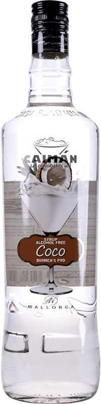 6,95 € Free Shipping | Schnapp Antonio Nadal Caimán jarabe Coco sin alcohol Spain Missile Bottle 1 L