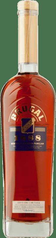 34,95 € | Rum Brugal 1888 Familiar Gran Reserva Dominican Republic Bottle 70 cl