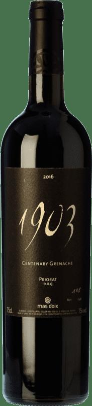296,95 € Free Shipping | Red wine Mas Doix 1903 Garnatxa Centenària D.O.Ca. Priorat Catalonia Spain Grenache Bottle 75 cl