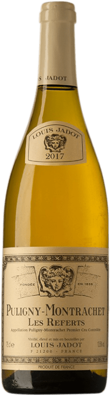 86,95 € | White wine Louis Jadot 1er Cru Les Referts A.O.C. Puligny-Montrachet Burgundy France Chardonnay Bottle 75 cl