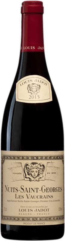 116,95 € | Red wine Louis Jadot 1er Cru Les Vaucrains A.O.C. Nuits-Saint-Georges Burgundy France Pinot Black Bottle 75 cl