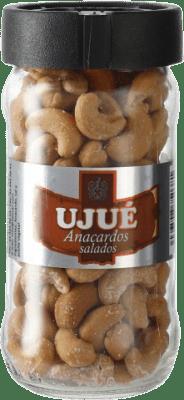 11,95 € Envío gratis | Aperitivos y Snacks Ujué Anacardo Salado España