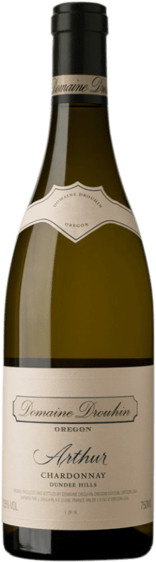 39,95 € Free Shipping | White wine Drouhin Arthur Red Hills Oregon United States Chardonnay Bottle 75 cl