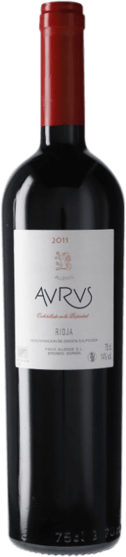 175,95 € | Red wine Allende Aurus D.O.Ca. Rioja Spain Tempranillo Bottle 75 cl