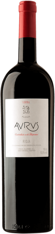 871,95 € | Red wine Allende Aurus 1996 D.O.Ca. Rioja Spain Tempranillo, Graciano Special Bottle 5 L