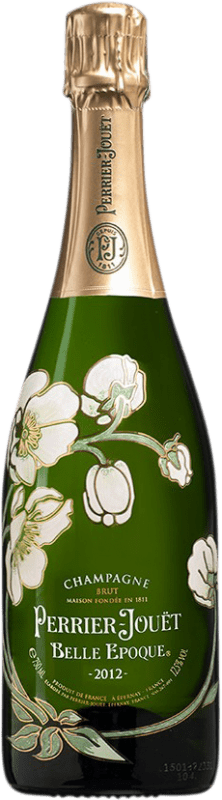 199,95 € | White sparkling Perrier-Jouët Belle Époque A.O.C. Champagne Champagne France Pinot Black, Chardonnay, Pinot Meunier Bottle 75 cl