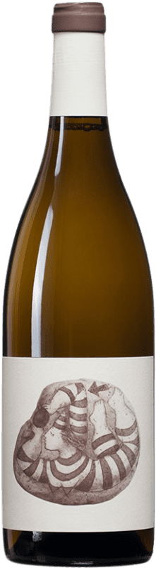 7,95 € Free Shipping | White wine Vins de Pedra Blanc de Folls D.O. Conca de Barberà Catalonia Spain Macabeo, Parellada Bottle 75 cl