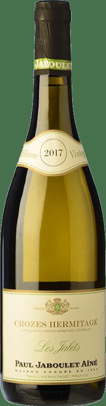 19,95 € | White wine Jaboulet Aîné Blanc Les Jalets A.O.C. Crozes-Hermitage France Marsanne Bottle 75 cl