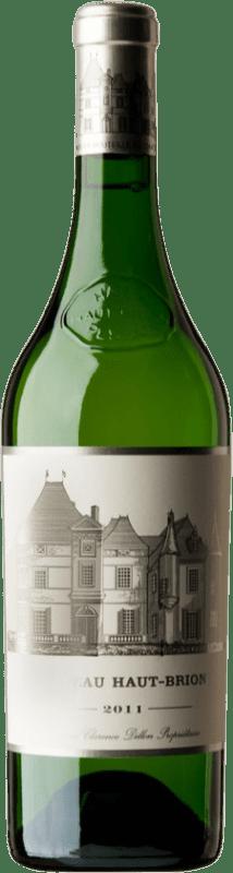 1 309,95 € Free Shipping | White wine Château Haut-Brion Blanc A.O.C. Pessac-Léognan Bordeaux France Sauvignon White, Sémillon Bottle 75 cl
