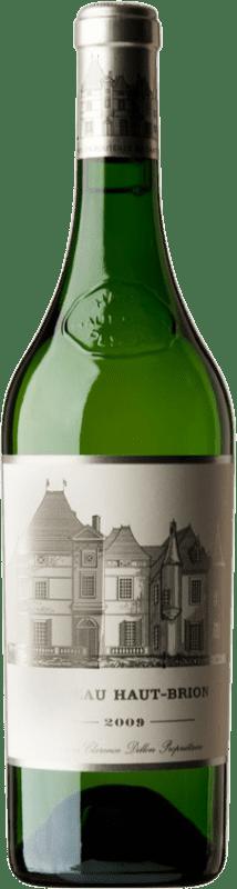 1 544,95 € Free Shipping | White wine Château Haut-Brion Blanc 2009 A.O.C. Pessac-Léognan Bordeaux France Sauvignon White, Sémillon Bottle 75 cl