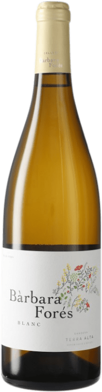 8,95 € Free Shipping | White wine Bàrbara Forés Blanc D.O. Terra Alta Spain Bottle 75 cl