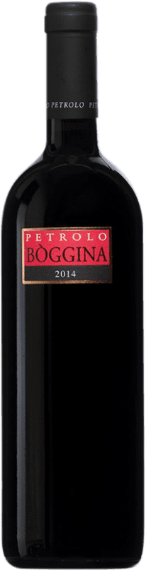 53,95 € | Red wine Petrolo Bòggina I.G.T. Toscana Italy Sangiovese Bottle 75 cl